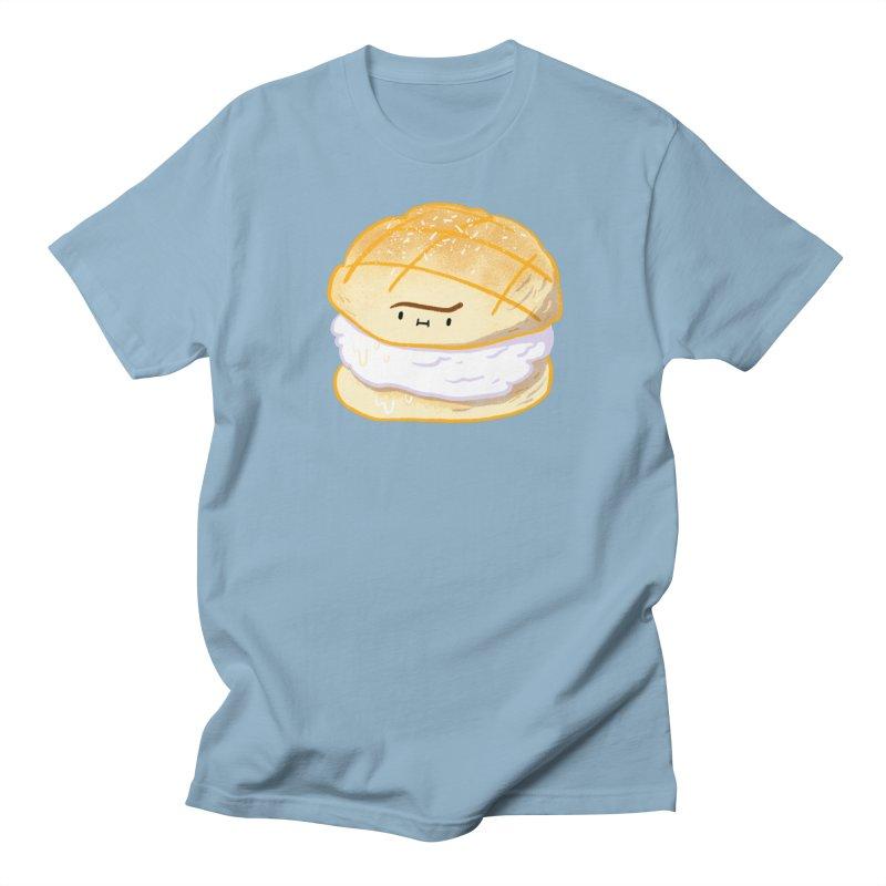 Meronpan vanilla ice cream Men's Regular T-Shirt by Tina Tamay