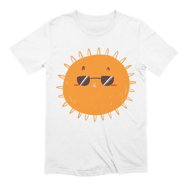 Holidays mode Men's T-Shirt by Tina Tamay