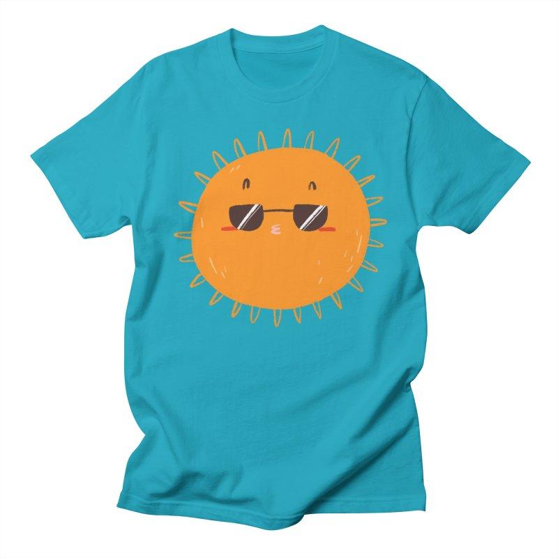 Holidays mode Men's T-Shirt by Tina Tamay