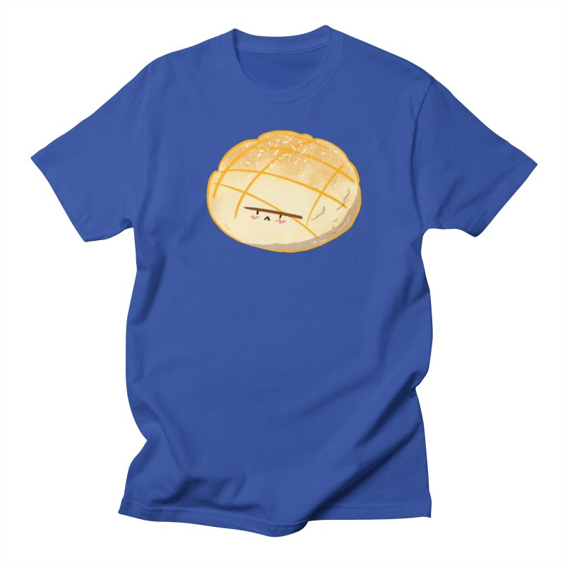 Cute meronpan Men's Regular T-Shirt by Tina Tamay
