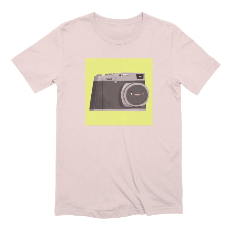 Travel companion Men's Extra Soft T-Shirt by Tina Tamay