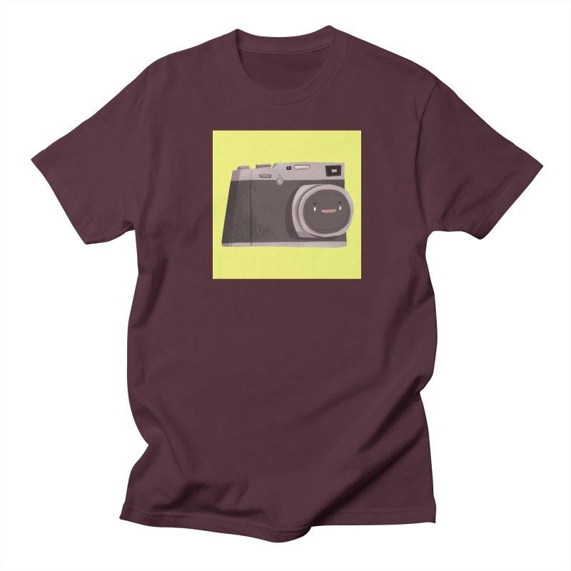 Travel companion Men's Regular T-Shirt by Tina Tamay