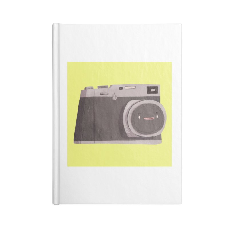 Travel companion Accessories Lined Journal Notebook by Tina Tamay