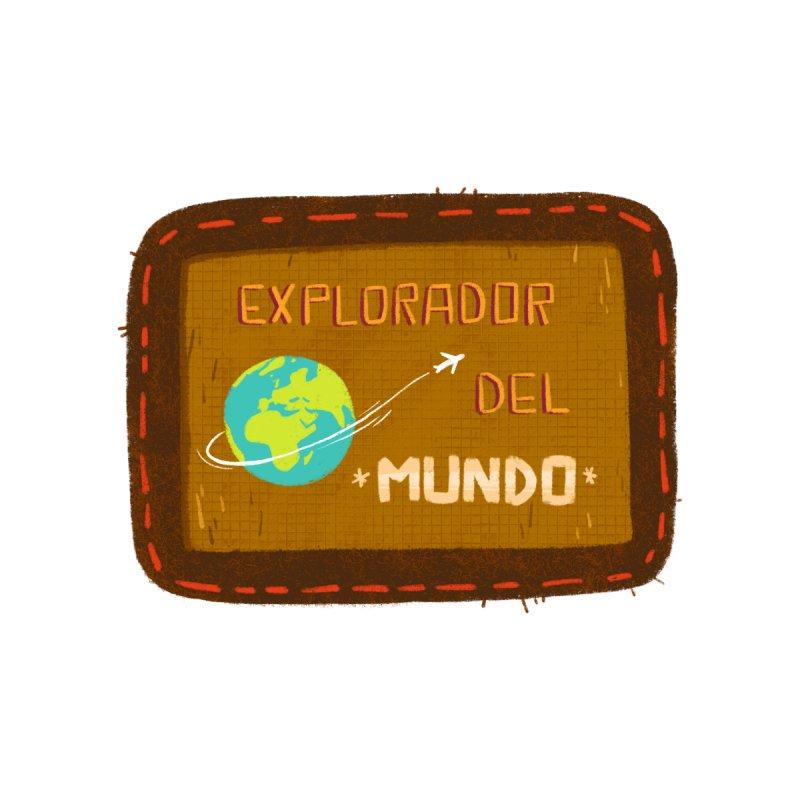 Explorador del mundo by Tina Tamay