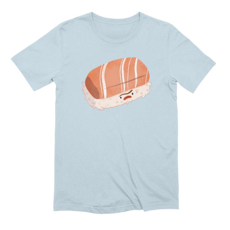 Mad nigiri Men's Extra Soft T-Shirt by Tina Tamay
