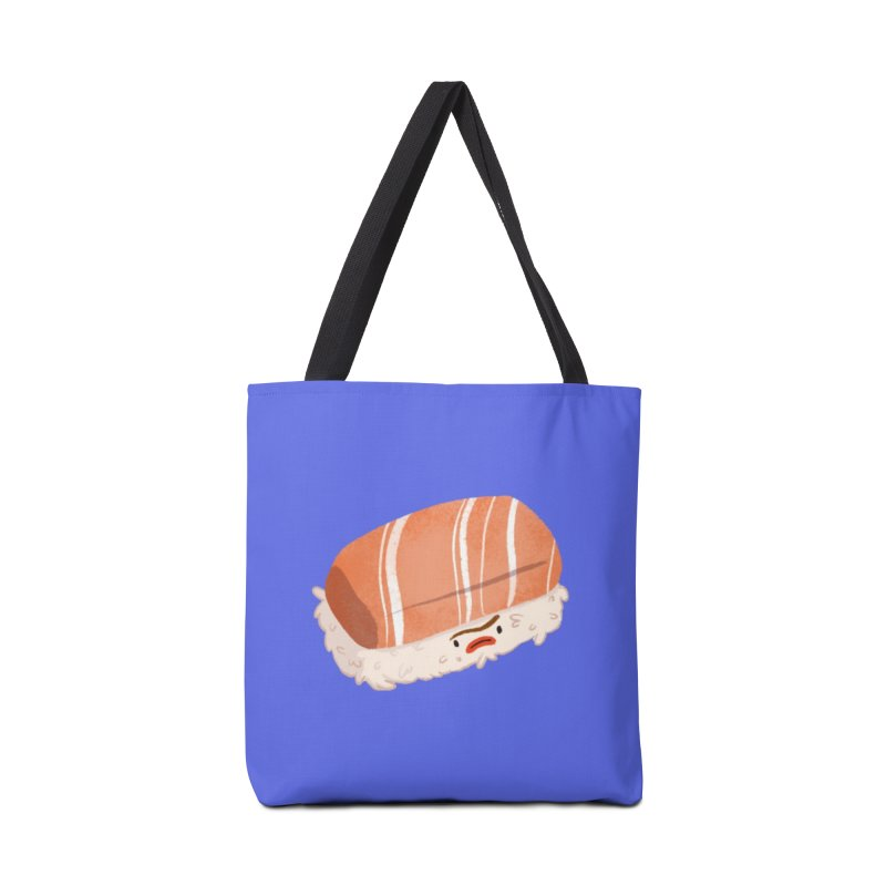 Mad nigiri Accessories Tote Bag Bag by Tina Tamay