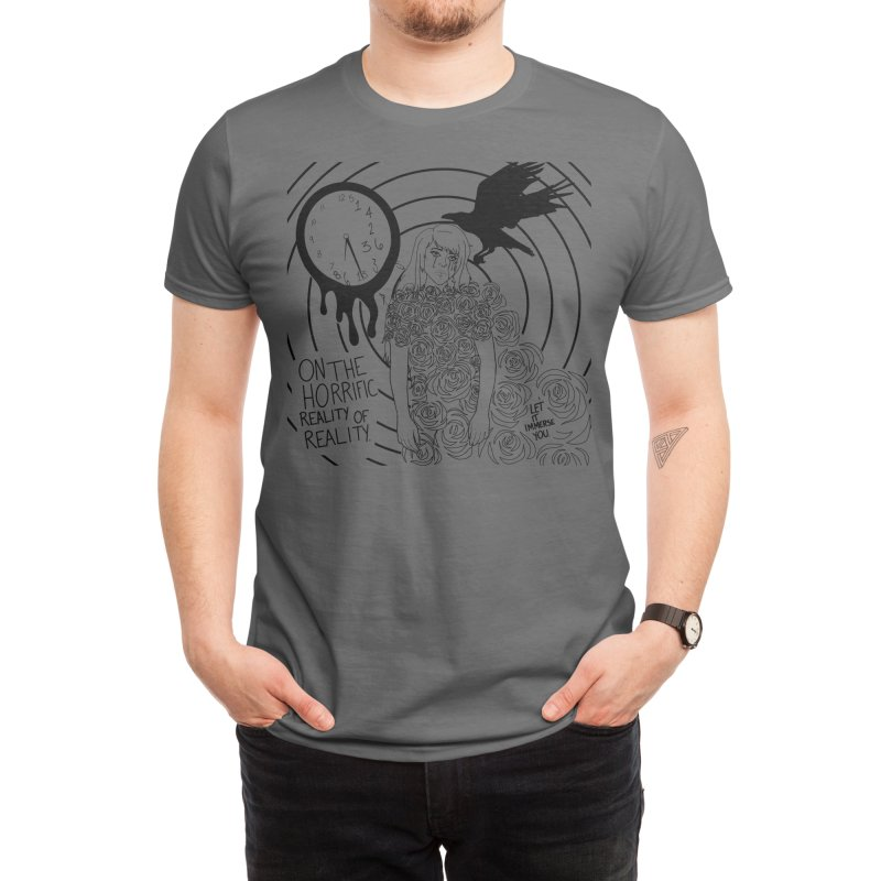 Reality Men's T-Shirt by Tala Bear Art