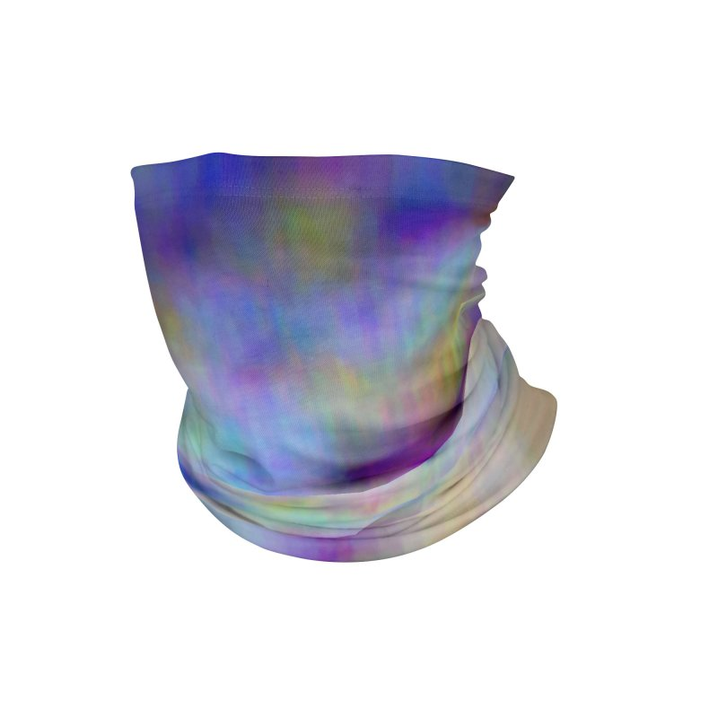 Blur 1 Accessories Neck Gaiter by Tiny Bakery