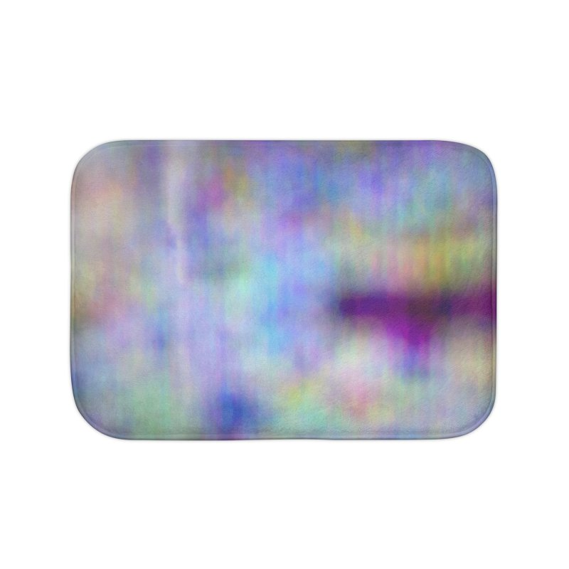 Blur 1 Home Bath Mat by Tiny Bakery