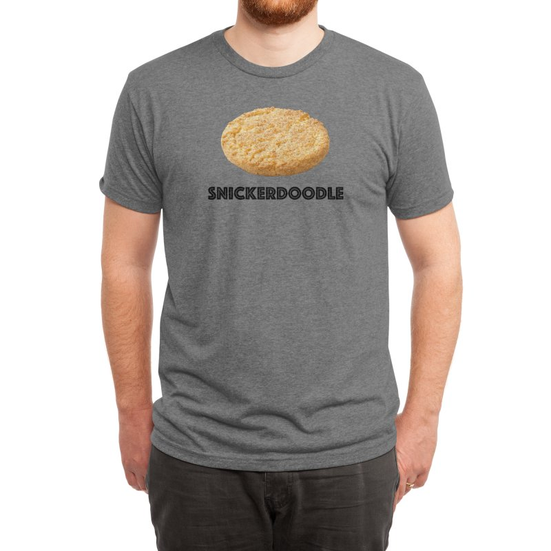 Snickerdoodle Men's T-Shirt by Tiny Bakery