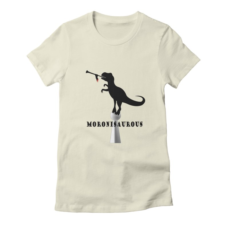 Moronisaurous Women's T-Shirt by tinymystic's Artist Shop