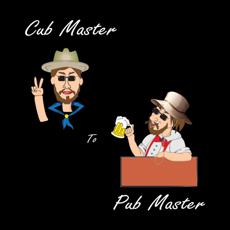 Cub to Pub Master Men's T-Shirt by tinymystic's Artist Shop