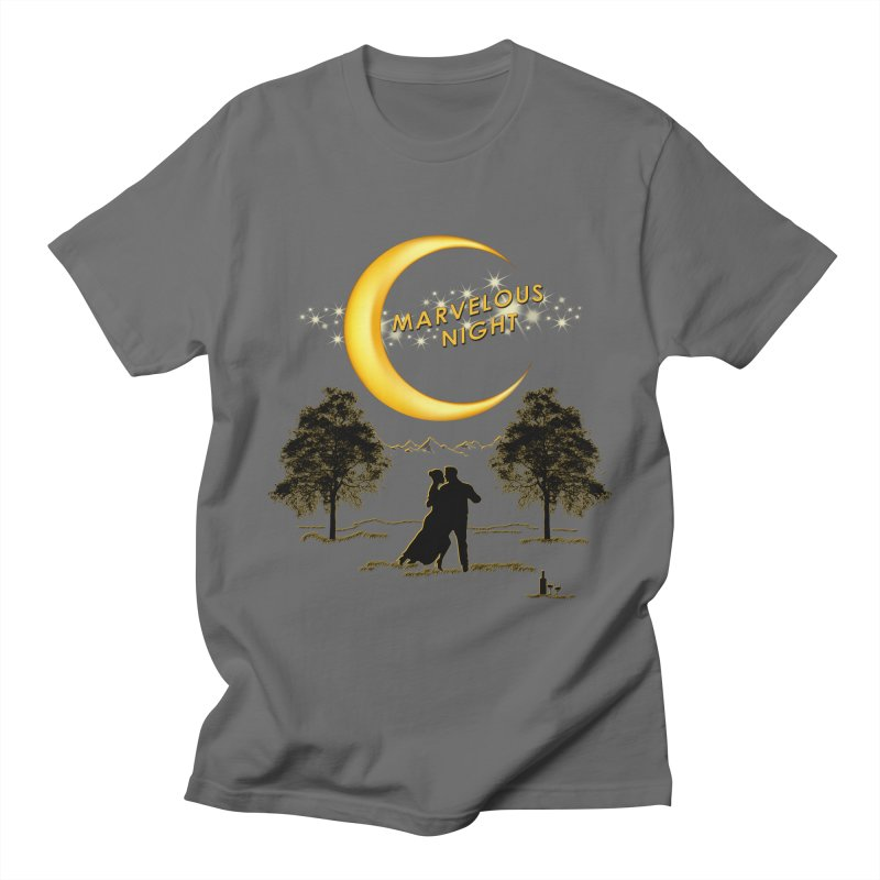 Marvelous Night Men's T-Shirt by tinymystic's Artist Shop