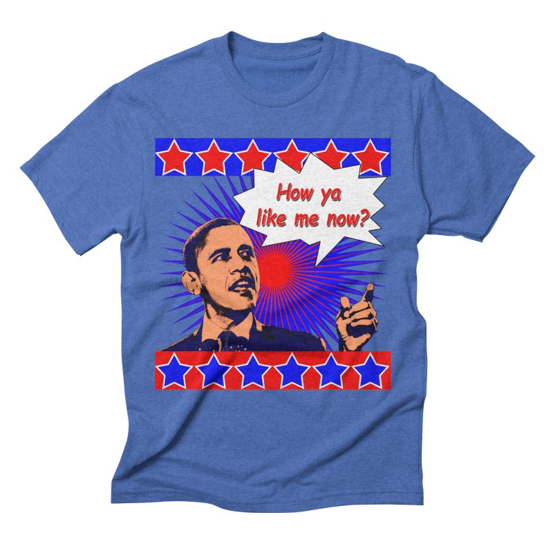 How ya like me now? Men's T-Shirt by tinymystic's Artist Shop