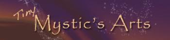 tinymystic's Artist Shop Logo