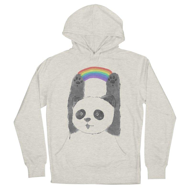 Panda Beam Women's Pullover Hoody by tipsyeyes's Artist Shop