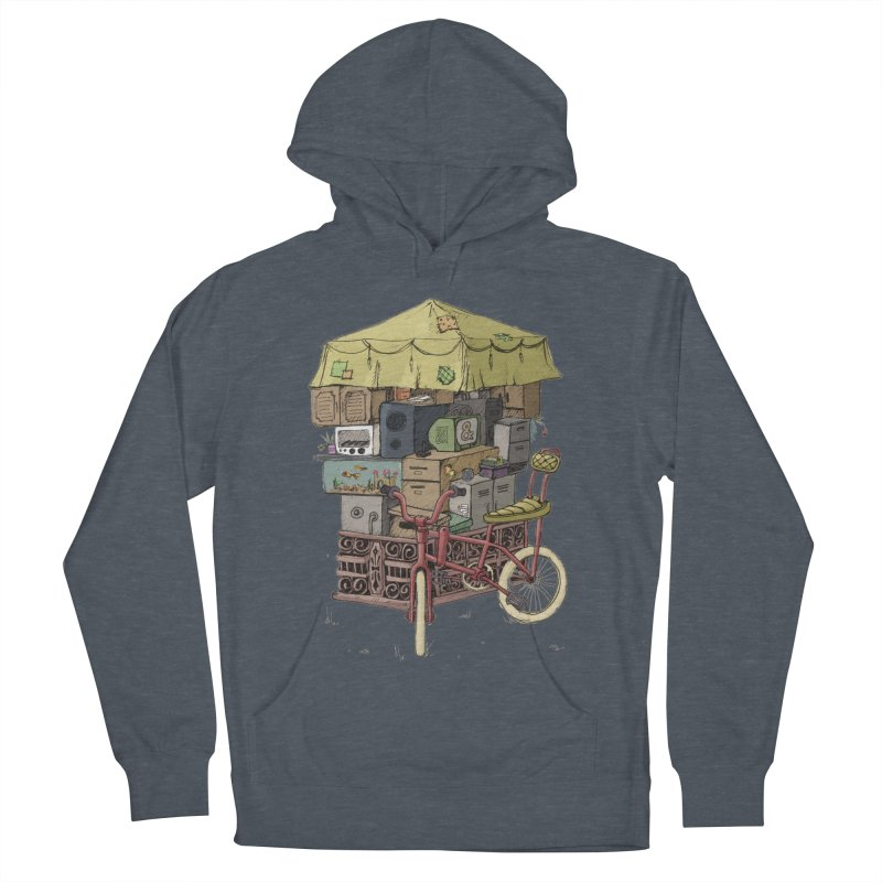 Pedicab Women's Pullover Hoody by tipsyeyes's Artist Shop