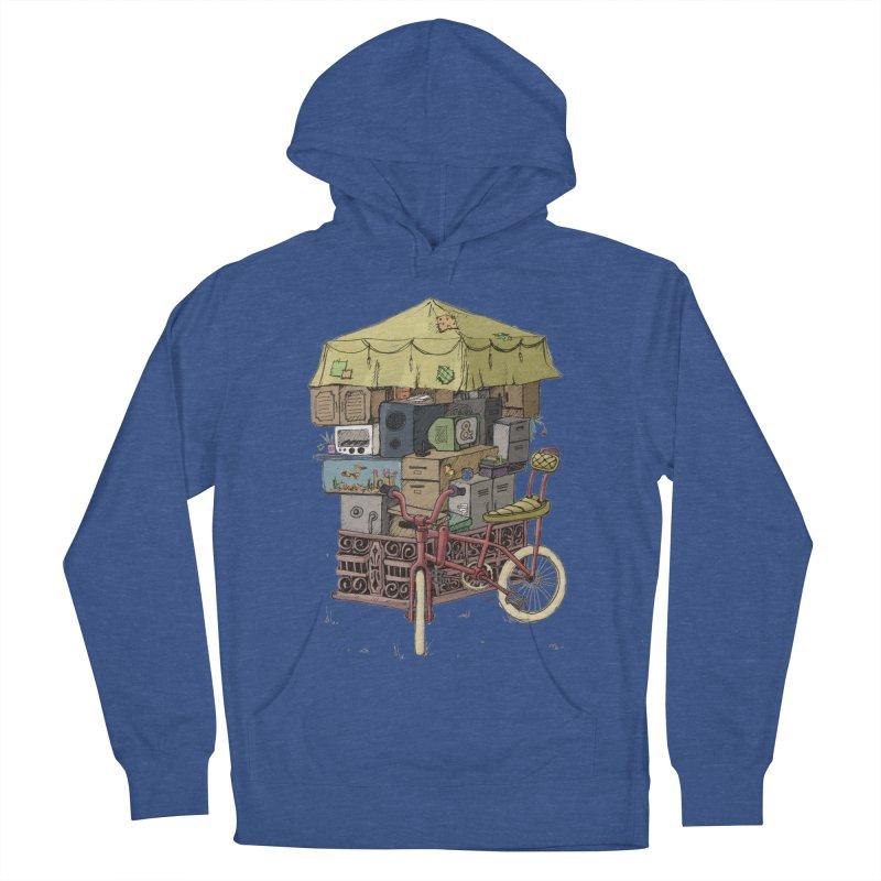 Pedicab Men's Pullover Hoody by tipsyeyes's Artist Shop