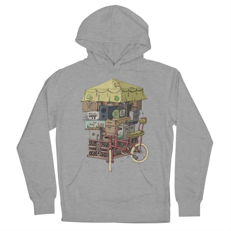 Pedicab Men's Pullover Hoody by tipsyeyes's Artist Shop