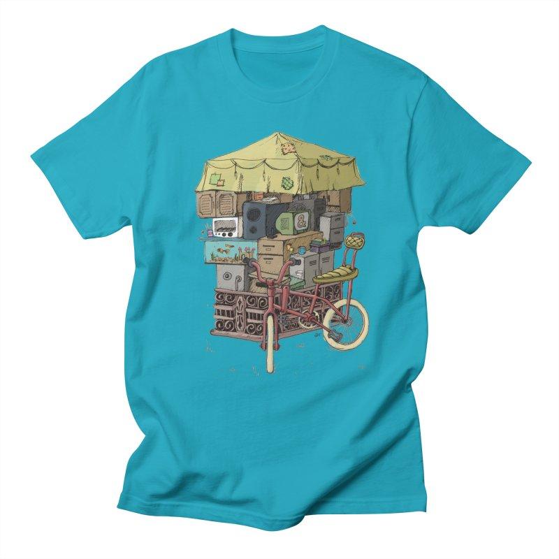 Pedicab Men's T-Shirt by tipsyeyes's Artist Shop
