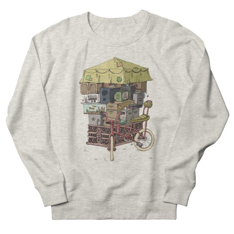 Pedicab Women's Sweatshirt by tipsyeyes's Artist Shop