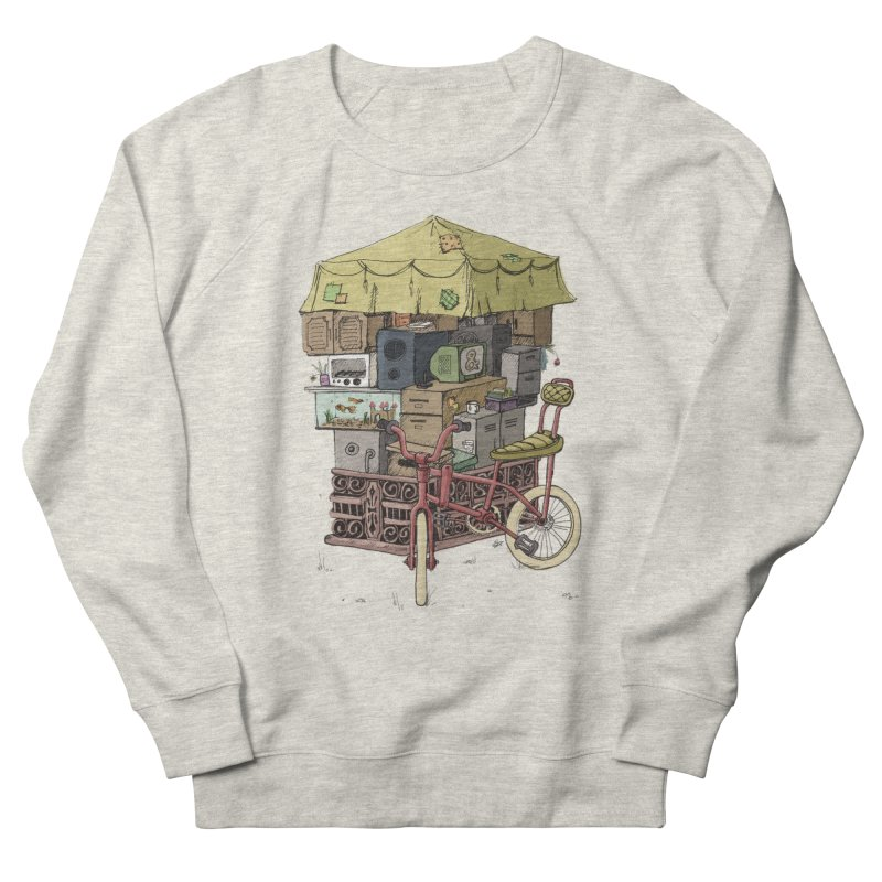 Pedicab Men's Sweatshirt by tipsyeyes's Artist Shop