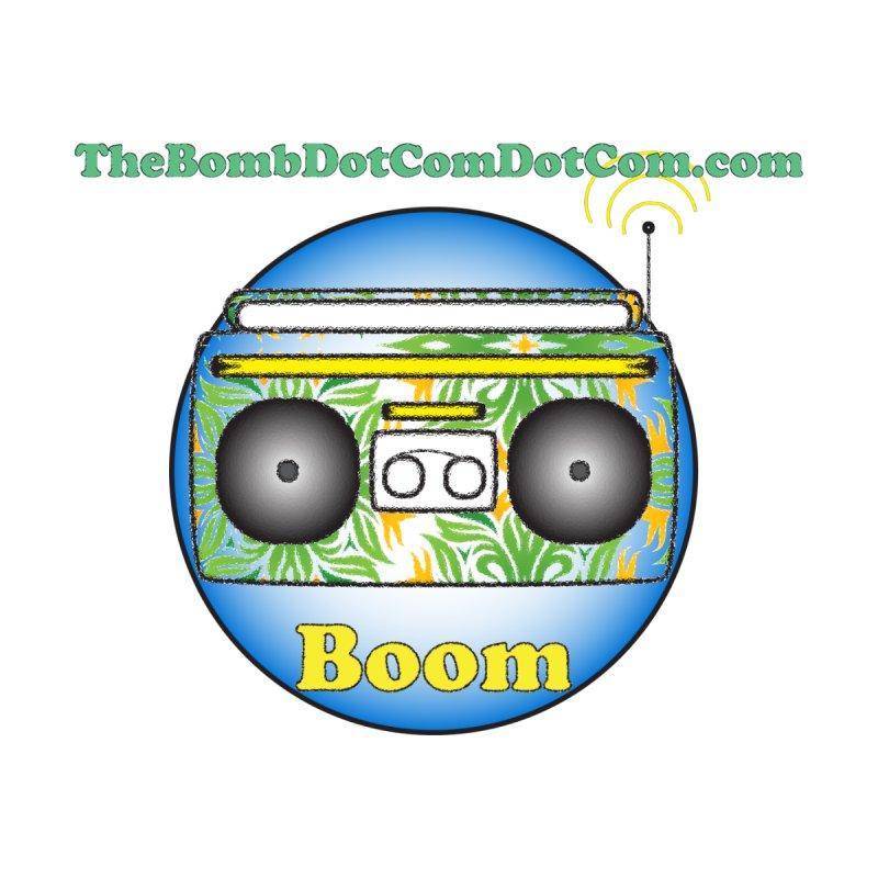"Isaac Carlin ""Boom"" by thebombdotcomdotcom.com"