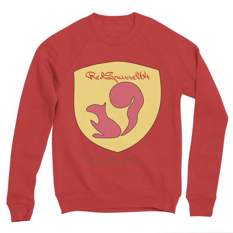 RedSquirrel64 for Bryan Hornbeck Men's Sponge Fleece Sweatshirt by thebombdotcomdotcom.com