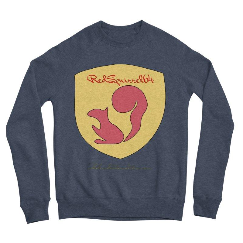 RedSquirrel64 for Bryan Hornbeck Women's Sponge Fleece Sweatshirt by thebombdotcomdotcom.com