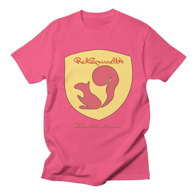 RedSquirrel64 for Bryan Hornbeck Women's Regular Unisex T-Shirt by thebombdotcomdotcom.com