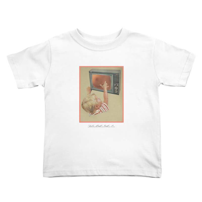 "Andy Riggs ""Taught to Yearn for the Unobtainable"" Kids Toddler T-Shirt by thebombdotcomdotcom.com"