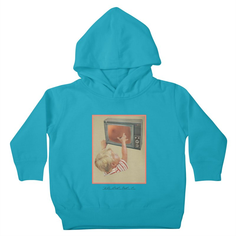 "Andy Riggs ""Taught to Yearn for the Unobtainable"" Kids Toddler Pullover Hoody by thebombdotcomdotcom.com"