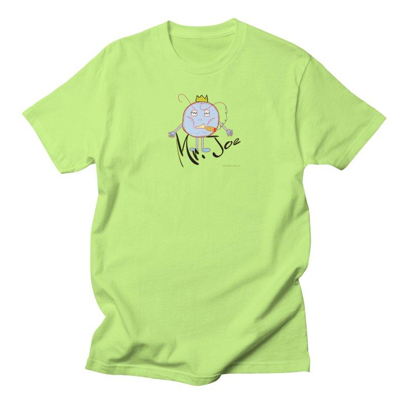 Mr. Joe sans Cherry Twins Women's Regular Unisex T-Shirt by thebombdotcomdotcom.com