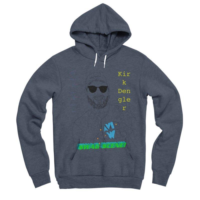 """""""SWAG SCENE!"""" Kirk Dengler: The Shirt Men's Sponge Fleece Pullover Hoody by thebombdotcomdotcom.com"""