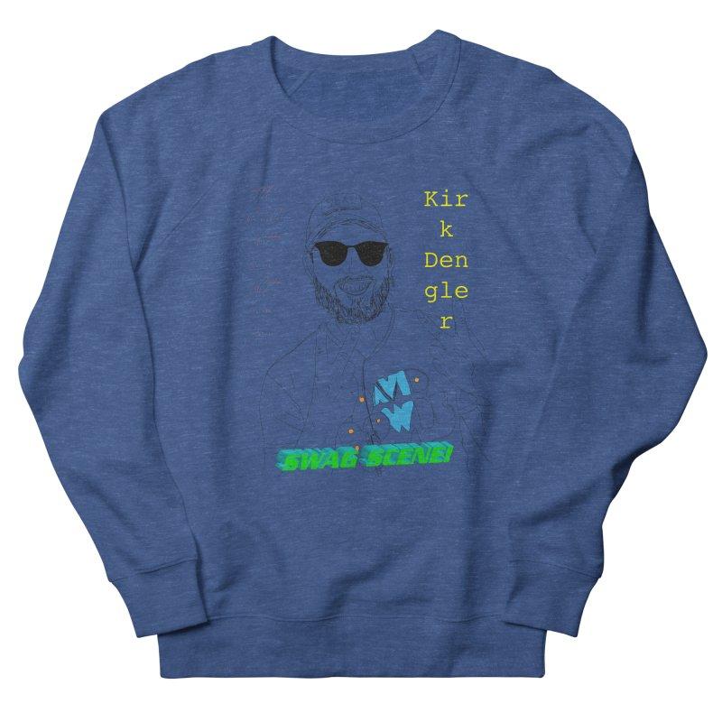 """SWAG SCENE!"" Kirk Dengler: The Shirt Women's Sweatshirt by thebombdotcomdotcom.com"