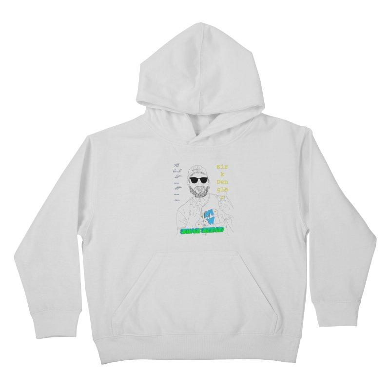 """SWAG SCENE!"" Kirk Dengler: The Shirt Kids Pullover Hoody by thebombdotcomdotcom.com"