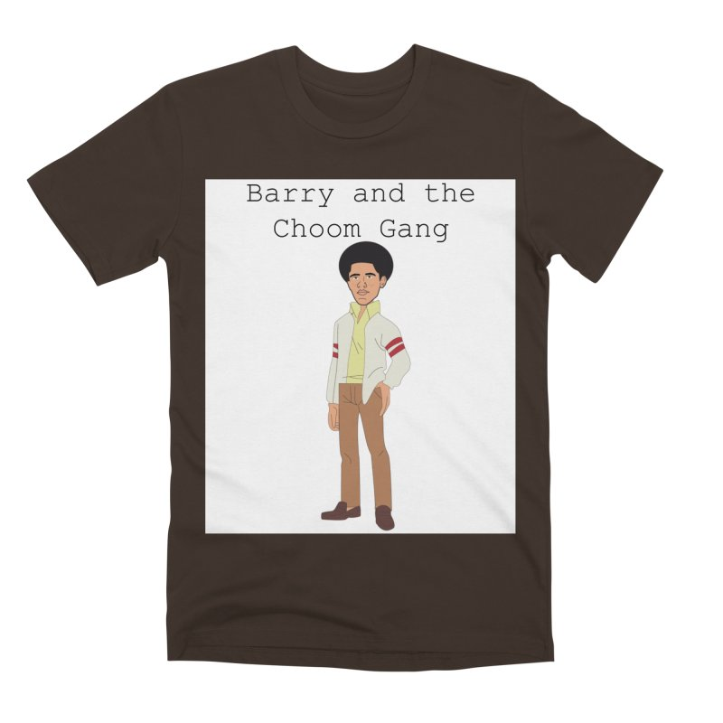 Barry and the Choom Gang for the people Men's Premium T-Shirt by thebombdotcomdotcom.com