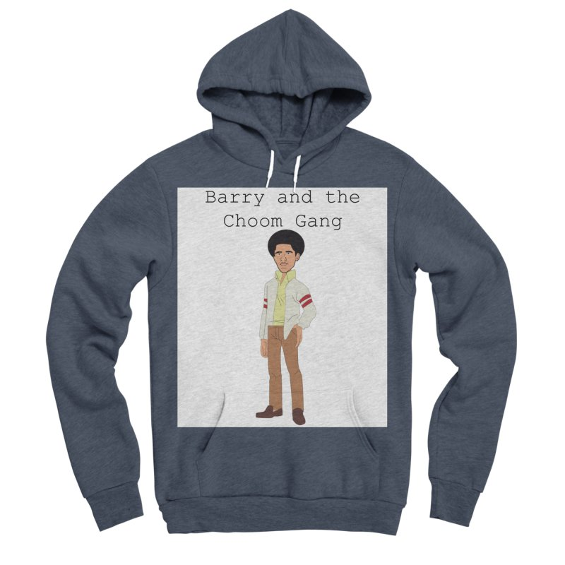 Barry and the Choom Gang for the people Women's Sponge Fleece Pullover Hoody by thebombdotcomdotcom.com