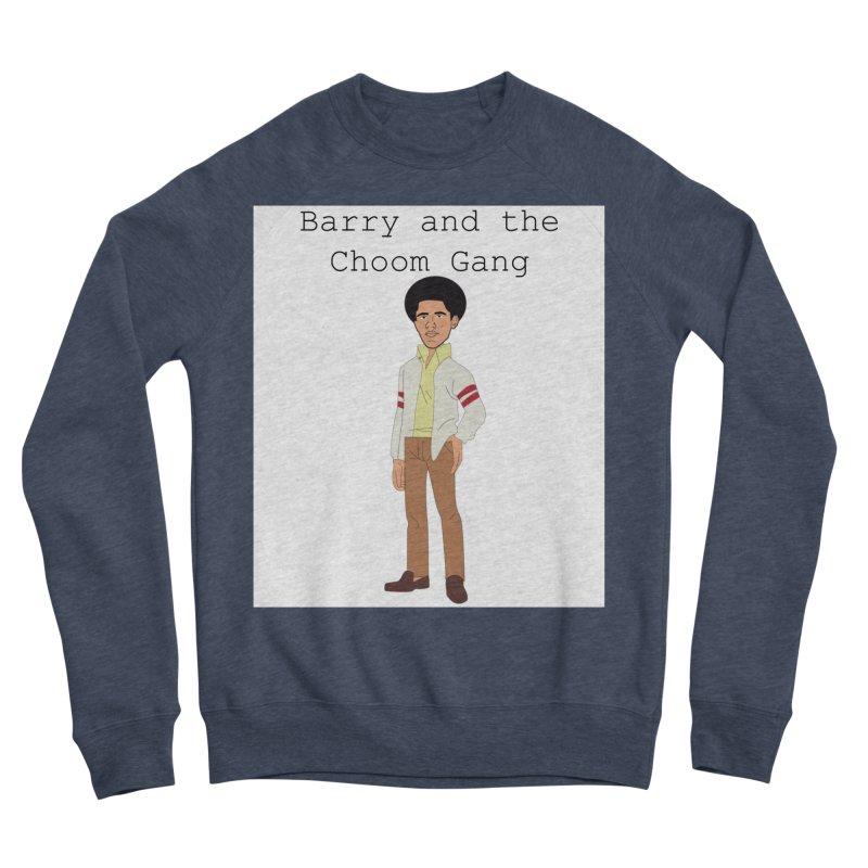 Barry and the Choom Gang for the people Men's Sponge Fleece Sweatshirt by thebombdotcomdotcom.com