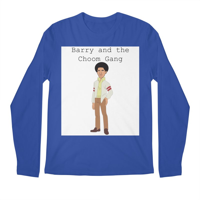 Barry and the Choom Gang for the people Men's Regular Longsleeve T-Shirt by thebombdotcomdotcom.com