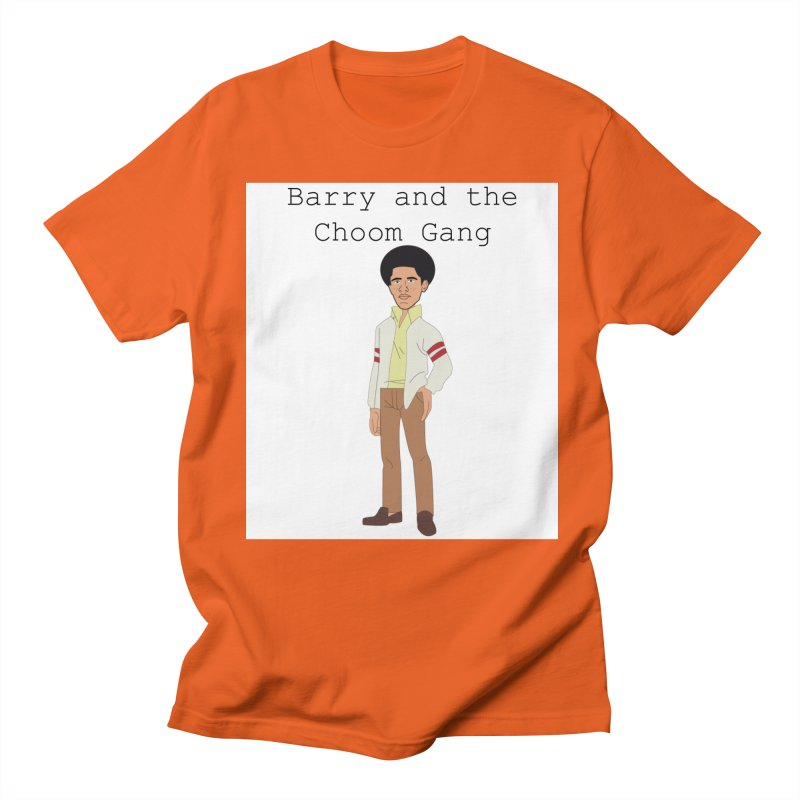 Barry and the Choom Gang for the people Women's Regular Unisex T-Shirt by thebombdotcomdotcom.com