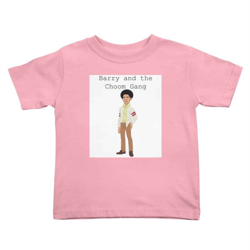 Barry and the Choom Gang for the people Kids Toddler T-Shirt by thebombdotcomdotcom.com