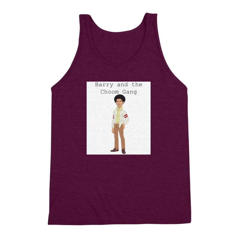 Barry and the Choom Gang for the people Men's Triblend Tank by thebombdotcomdotcom.com