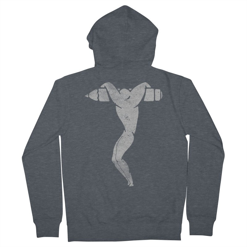arte salve Men's Zip-Up Hoody by titus toledo