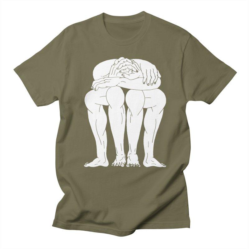 between Men's T-shirt by titus toledo