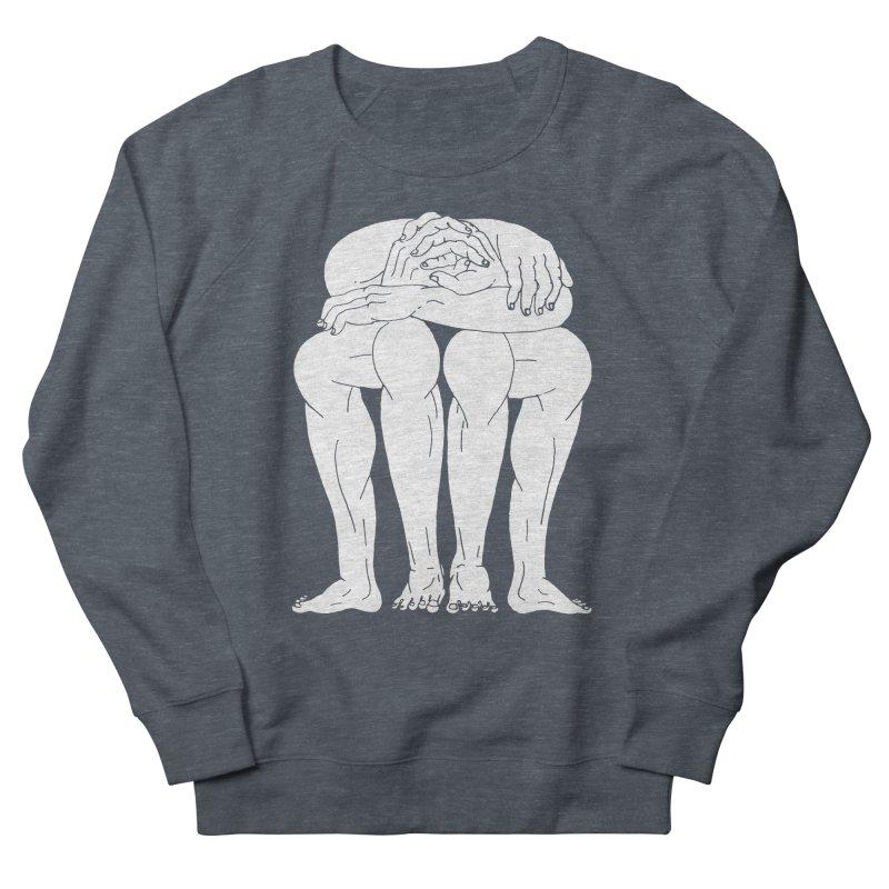 between Men's Sweatshirt by titus toledo