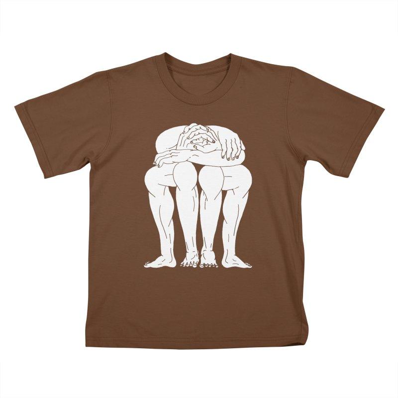 between Kids T-Shirt by titus toledo