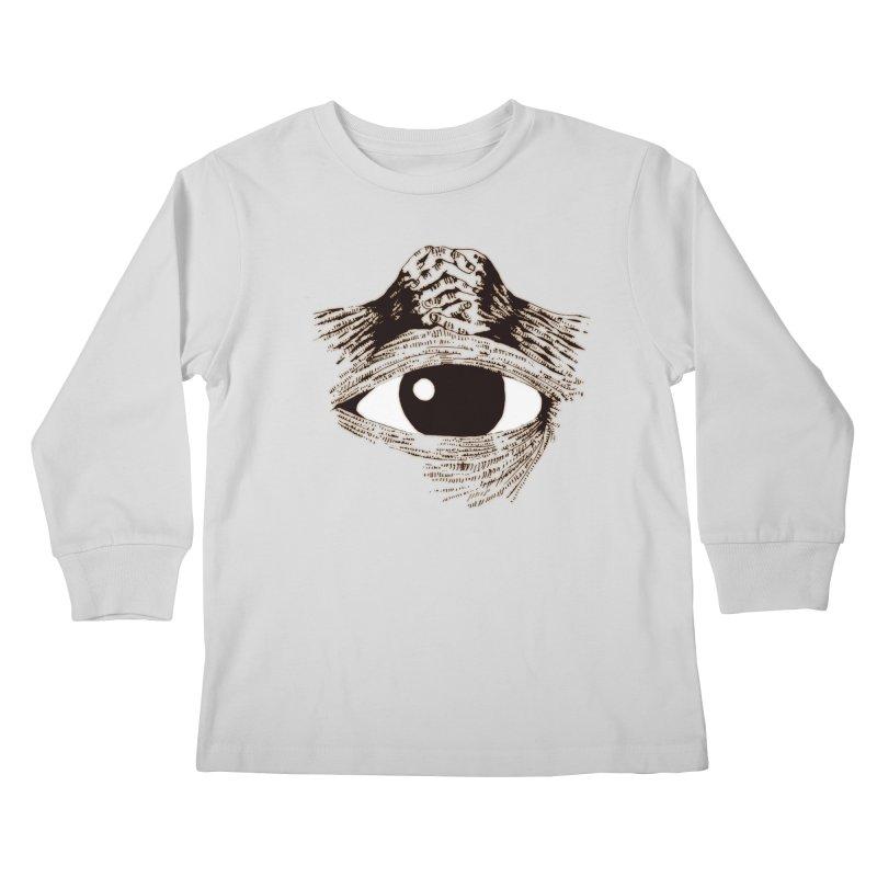 good things happen Kids Longsleeve T-Shirt by titus toledo