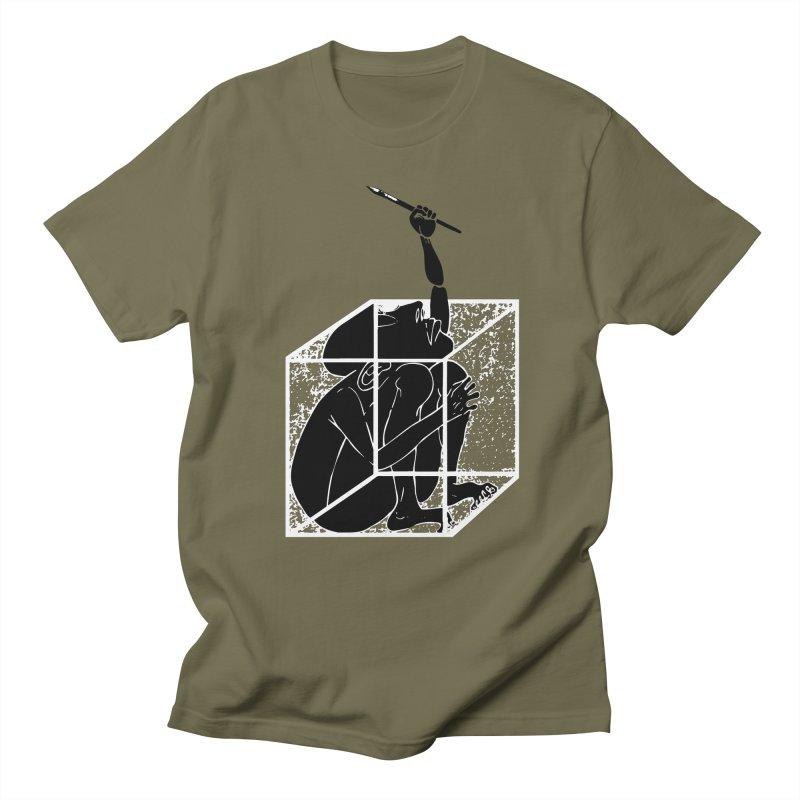graphistophilus Men's T-Shirt by titus toledo