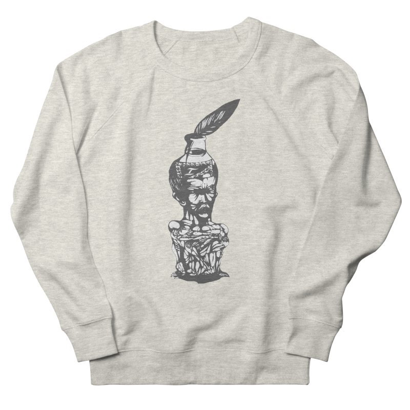 the writher Women's Sweatshirt by titus toledo